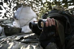 Военные разведчики в зоне проведения АТО задержали контрабандистов