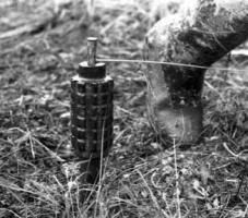 В Станице Луганской области на растяжке подорвались два украинских бойца