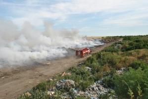 СБУ обвинила КП «Николаевкоммунтранс» в ненадлежащем содержании мусорного полигона