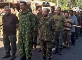 Сепаратисты хотят обменять в среду по 60 пленных с украинскими военными