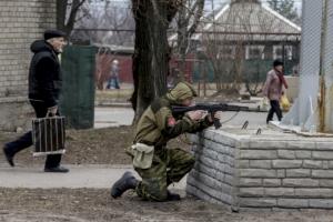 Боевики 18 раз нарушали режим тишины - штаб АТО