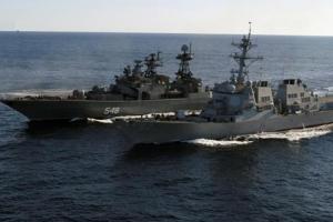 Военные корабли РФ зашли в Ла-Манш