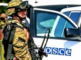 В ОБСЕ зафиксировали увеличение количества обстрелов в период «режима тишины»