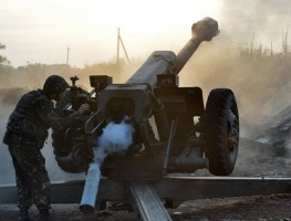 Боевики за день 30 раз обстреляли позиции сил АТО