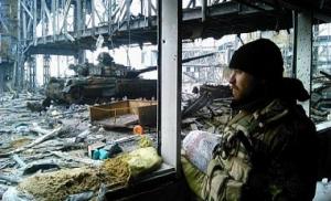 Часть боевиков отошли от Донецкого аэропорта - Тымчук