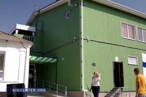 В Херсоне открыли первую в Украине «Зеленую школу». ФОТОРЕПОРТАЖ