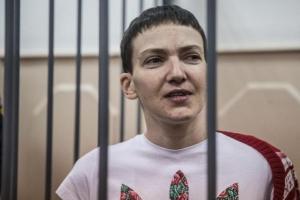 Российский суд продлил арест Савченко еще на 6 месяцев