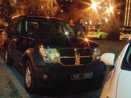 В Киеве задержали сына народного депутата на краденом авто