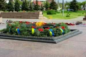 В День примирения херсонцы почтили память погибших в войнах (ФОТОРЕПОРТАЖ)