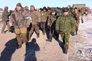 В плен под Дебальцево попали свыше 90 бойцов сил АТО, 82 пропали без вести – Генштаб