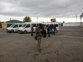 Одесские «автомайдановцы» блокировали трассу на Приднестровье
