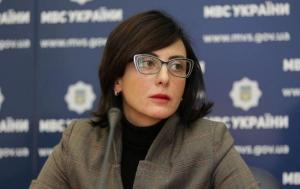 Деканоидзе уволила главного полицейского Николаевской области