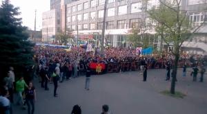 Харьковские «Ультрас» сочинили новый хит про Кремлевских политиканов