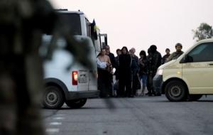 В Донецкой области состоялся очередной обмен пленными в формате «25 на 25»