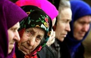 Из более чем 5-ти тыс. пенсионеров-переселенцев из зоны АТО, приехавших на Херсонщину, только 76 вернулись