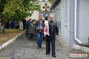 В Николаеве прошла прощальная церемония с известным краеведом Юрием Крючковым