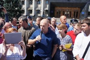 Представителей политических партий среди одесских чиновников не будет