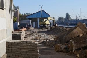 Николаевский железнодорожный вокзал дождался реконструкции