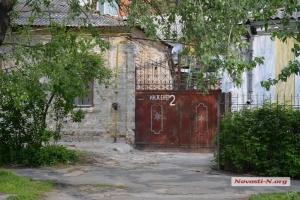 Дом Панаса Саксаганского в Николаеве оказался на грани уничтожения