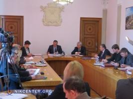Николаевская мэрия упорядочит движение большегрузного транспорта