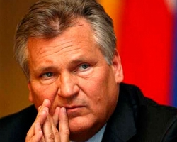 «Путину нужен контроль над всей Украиной, но начинать открытую полномасштабную войну он не будет» – Квасневский