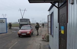 Террористы перекрыли последний пункт пропуска в Луганскую область