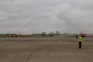 Херсонский аэропорт открыл авиарейсы в Египет