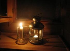 В Николаеве более десятка улиц остались без света