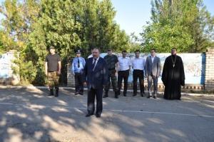 Около 50 спецназовцев спецбатальона «Николаев» отправились в зону проведения антитеррористической операции