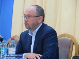 Депутаты выразили недоверие замглавы Николаевского облсовета Соколову