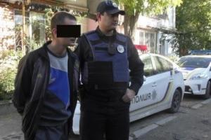 Николаевская полиция задержала «минера» многоэтажки, который всего неделю назад освободился из тюрьмы по «закону Савченко»