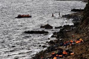 На турецком побережье найдены тела 21 мигранта