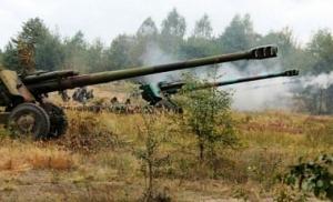 На День независимости обстрелы со стороны боевиков были самыми сильными после Дебальцево
