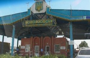 Террористы из минометов обстреляли пункт пропуска «Новоазовск». Погиб военный