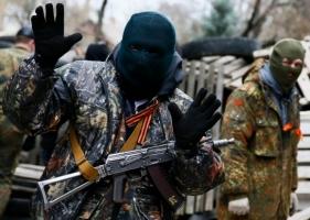 Террористы вынуждают жителей Донецкой и Луганской областей перейти на их сторону