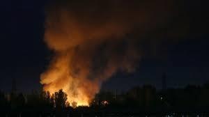 За ночь боевики 39 раз открывали огонь по позициям украинских военных, - пресс-центр АТО