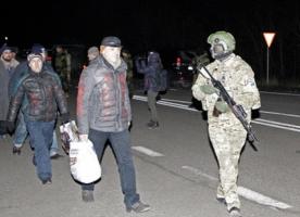 В Украину вернут военнопленных, находящихся
