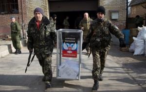 Боевики предложили новую дату местных выборов на Донбассе
