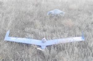 Российский беспилотник был сбит на Луганщине укринскими пограничниками