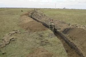 В Херсонской области построят фортификационные линии обороны