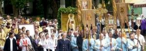 Сегодня стартовал крестный ход в честь праздника святого Николая