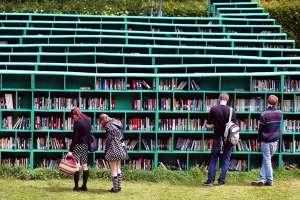 В Херсоне создают первую уличную библиотеку