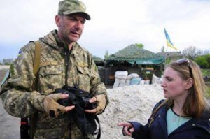 В зоне АТО во время минометного огня погиб украинский боец