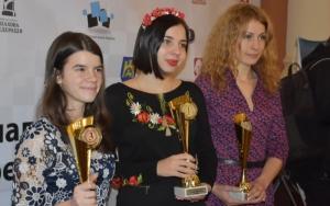 Николаевская шахматистка Рахмангулова стала чемпионкой Украины
