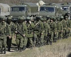 На границе с Украиной сосредоточились более 50 тысяч российских военных