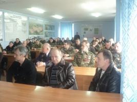 Николаевские военлёты встретились с военлётами афганской войны