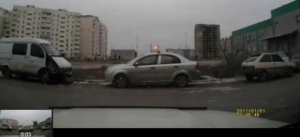 Опубликовано видео момента удара реактивной артиллерии боевиков по Мариуполю