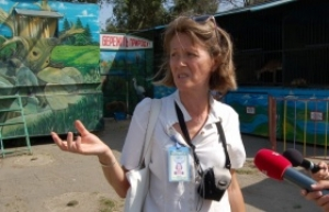 Николаевская зоозащитница обвиняет мэрию в незаконной выдаче разрешения на цирковые гастроли