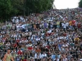 Одесса теряет статус города - миллионника