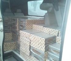 Житель Одессы передал украинской армии 2 тонны сухого горючего